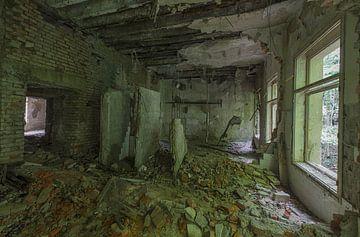 Sanatorium Brestovac - Zagreb (Kroatien) von Marcel Kerdijk