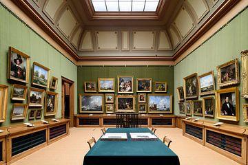 1. Gemäldesaal im Teylers Museum von Teylers Museum