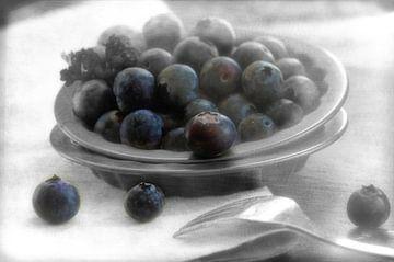 Wilde vruchten op de tafel van