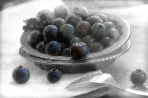 Wilde vruchten op de tafel van Tanja Riedel