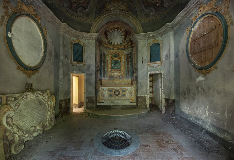 the chapel  van Dieter Herreman