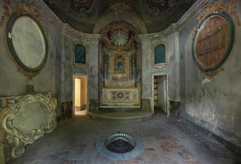 the chapel  von Dieter Herreman