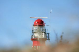 top vuurtoren Schiermonnikoog wadden lighthouse van