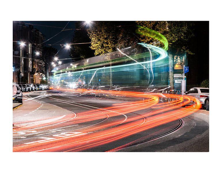 Tramway rapide sur koennemans