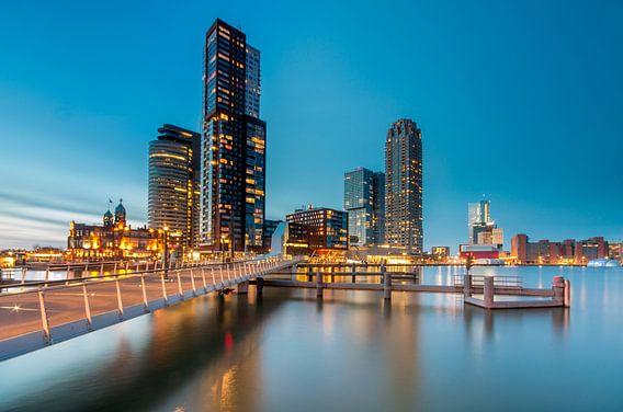 Rijnhaven Rotterdam van Lex Scholten