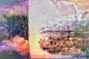 harmonie van Dagaz Rodedame   Versier je muren op een originele manie