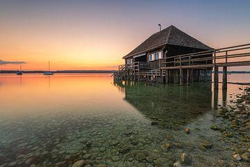 Het huis aan het meer van Robin Oelschlegel
