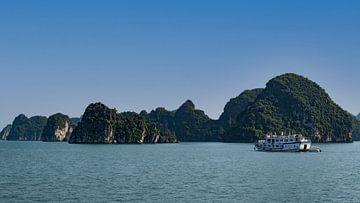 Halong-Bucht, Vietnam von Niki Radstake
