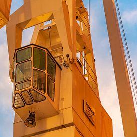 Port de Hambourg I sur Alexander Schulz