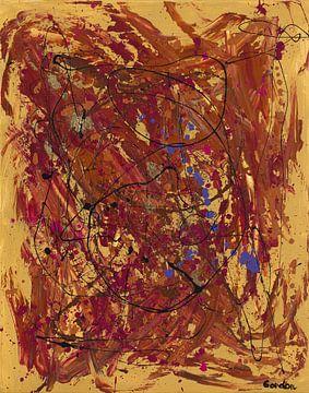 65 Vortex 12 The Challenge To Go Beyond II von ANTONIA PIA GORDON