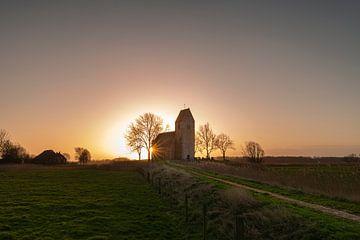 Die Landschaft von Groningen von P Kuipers