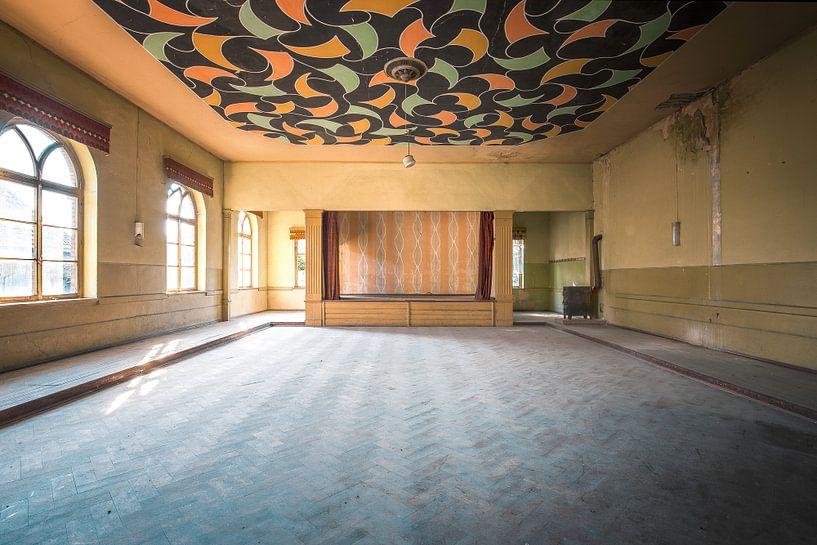 vergessener Ballsaal von Kristof Ven