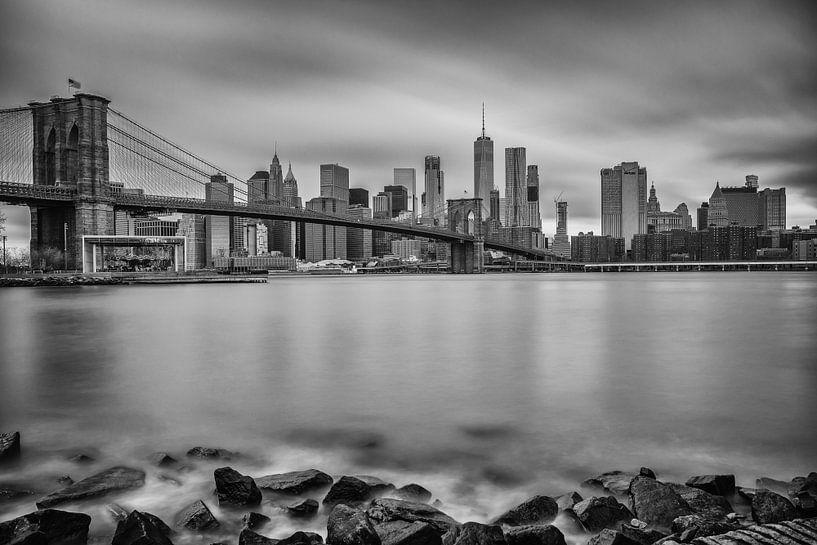 Brooklyn Bridge van Jeroen de Jongh