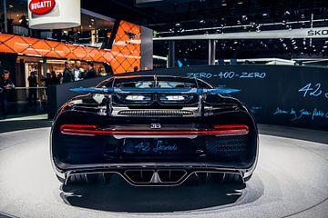 Bugatti Chiron van Bas Fransen