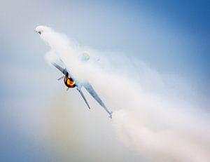 Aerobatic dance
