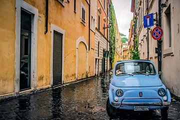 Fiat 500 in Rome van Marleen Kuijpers