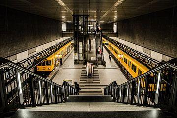 Metrolijnen von Emil Golshani
