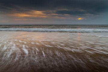 Zee in beweging van Douwe Bergsma