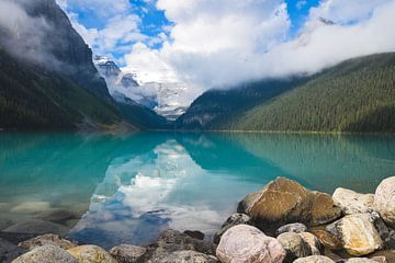 Het welbekende Lake Louise