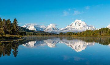 Grand Teton Nationalpark von Luuk Belgers