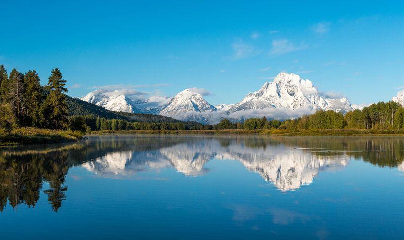 Grand Teton National Park van Luuk Belgers