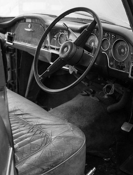 Verlassener Oldtimer von Betty Heideman Fotografie
