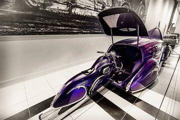 Hot Rod Motorbike van Rob Boon