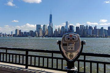 Manhattan Skyline sur Borg Enders