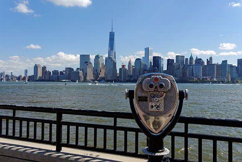 Manhattan Skyline van