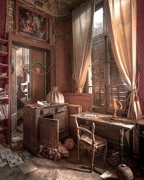 The last letter... sur Olivier Van Cauwelaert