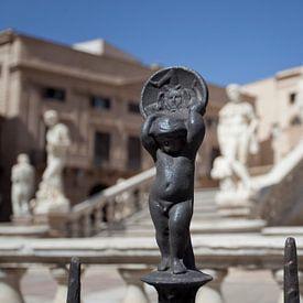 Pretoria fontein, Palermo van Kees van Dun