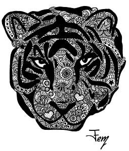 tijger von