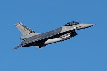 Koninklijke Luchtmacht F-16AM Fighting Falcon van Dirk Jan de Ridder