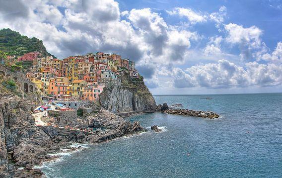 Manarola Italie