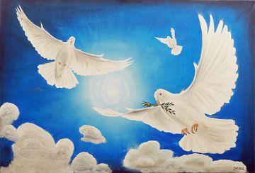Peace van Jan Wiersma