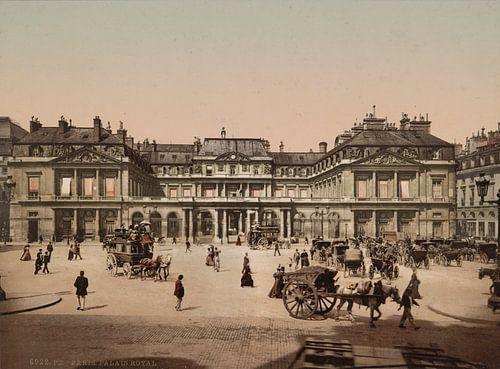 Palais Royal, Paris van