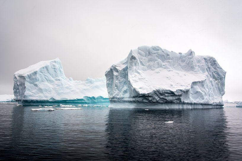 Antarctica 3 van Arjan Blok