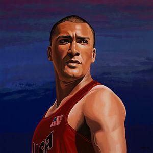 Ashton Eaton Gemälde