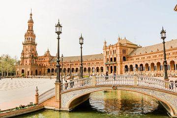 Plaza de España von Djuli Bravenboer