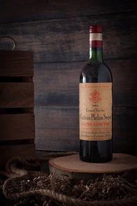 Oude wijn van