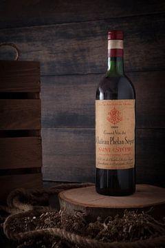 Oude wijn van Robert van den Baar
