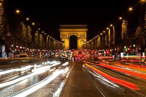 Avenue des Champs-Élysees, Paris