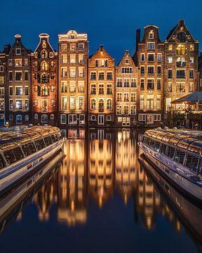 Soirée à Amsterdam sur Jeroen Linnenkamp