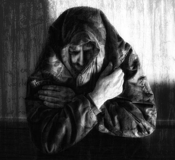 I Lost Myself van Victor Manuel Lopez van Wanrooij