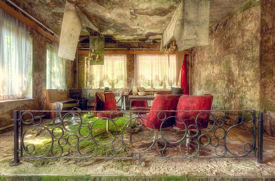 Eet Kamer van Roman Robroek