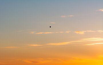 montgolfière sur Tania Perneel