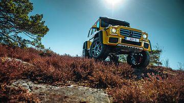 Mercedes-Benz G500 4x4² van Gijs Spierings