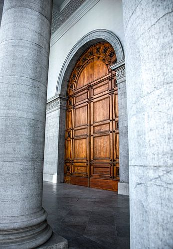 Geen deur is voor altijd gesloten