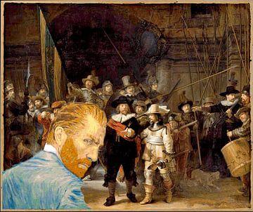 Rembrandt und Vincent von ! Grobie