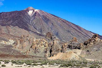 Der Pico Del Teide auf Teneriffa von Reiner Conrad